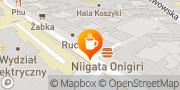 "Map ""La Petite"" Kawiarnio-Winiarnia Warsaw, Poland"
