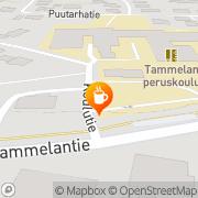 Kartta Torikahvila Cafelot Ky Tammela, Suomi