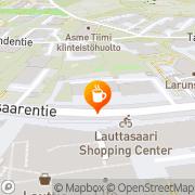 Kartta Café Picnic Helsinki, Suomi