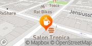 Map Salon Tropica Muziekcafé Rotterdam, Netherlands