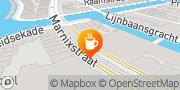 Map Lux Café Amsterdam, Netherlands
