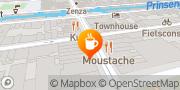 Map Koffie Salon De Amsterdam, Netherlands