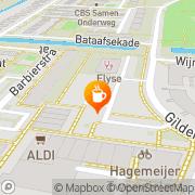 Kaart Café Bar 't Fust Korn, Nederland