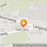 Kaart Libre Café Mill, Nederland