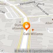Kaart Willems Roermond, Nederland