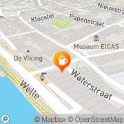 Kaart Heiliglust Deventer, Nederland