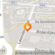 Kaart Brouwerij Café De Enschede, Nederland