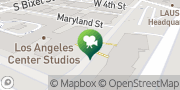 Map Film Connection Film Institute Los Angeles, United States