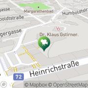 Karte Kino Geidorf Kunstkino Graz, Österreich