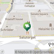 Map Elokuvateatteri Kino Engel Helsinki, Finland