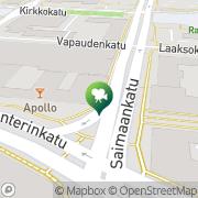 Map Kino Iiris Lahti, Finland