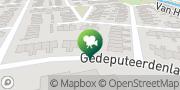 Kaart Lieverst Sound Zwolle, Nederland