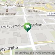 Karte Stern  Göttingen, Deutschland