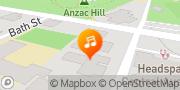 Map CatholicCare NT Alice Springs, Australia