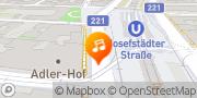 Map Cafe Concerto Vienna, Austria