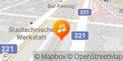 Karte Einbaumöbel Wien, Österreich