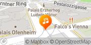 Karte Ost Klub Wien, Österreich