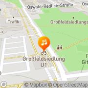 Karte Davis Wien, Österreich