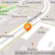 Kartta Stidila Helsinki, Suomi