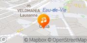 Carte de UNIA Lausanne, Suisse