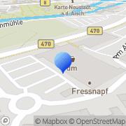 Karte dm-drogerie markt Neustadt a.d.Aisch, Deutschland