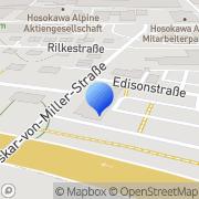 Karte dm-drogerie markt Augsburg, Deutschland