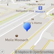 Karte dm-drogerie markt München, Deutschland
