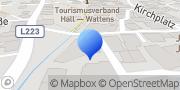 Karte dm drogerie markt Wattens, Österreich