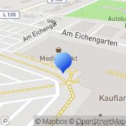 Karte dm-drogerie markt Dessau-Roßlau, Deutschland