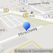 Karte dm-drogerie markt Werder (Havel), Deutschland