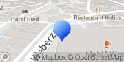 Karte dm drogerie markt Ried, Österreich