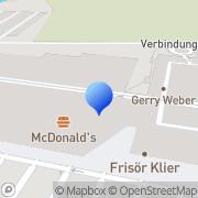 Karte dm-drogerie markt Ahrensfelde, Deutschland