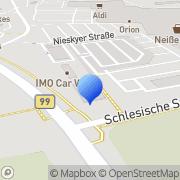Karte dm-drogerie markt Görlitz, Deutschland