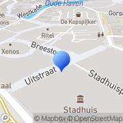 Kaart Etos Spijkenisse Spijkenisse, Nederland