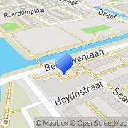 Kaart Horn DA Drogisterij De Aalsmeer, Nederland