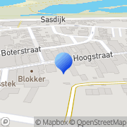 Kaart ETOS Werkendam Werkendam, Nederland