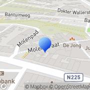 Kaart Meeuwissen Etos Rhenen, Nederland