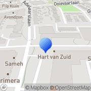 Kaart Dirx Drogisterij Apeldoorn, Nederland
