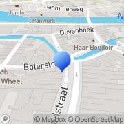 Kaart Etos Dokkum, Nederland