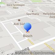 Karte dm-drogerie markt Krefeld, Deutschland