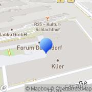 Karte dm-drogerie markt Düsseldorf, Deutschland