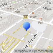 Karte dm-drogerie markt Köln, Deutschland