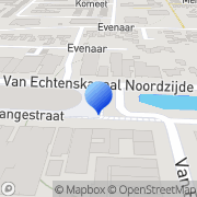 Kaart Vijzel CV Drogisterij De Klazienaveen, Nederland