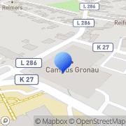 Karte dm-drogerie markt Bergisch Gladbach, Deutschland