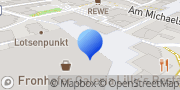 Karte dm-drogerie markt Bonn, Deutschland