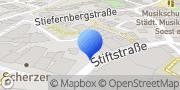 Karte Peach World (Germany) GmbH Soest, Deutschland