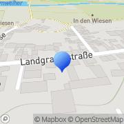 Karte Seifenoase Offstein, Deutschland