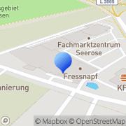 Karte dm-drogerie markt Eschborn, Deutschland