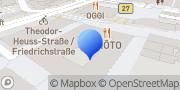 Karte dm-drogerie markt Stuttgart, Deutschland