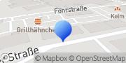 Karte dm-drogerie markt Reutlingen, Deutschland